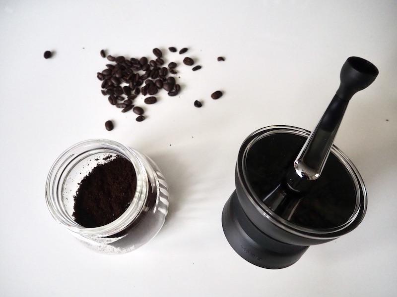 Skerton Pro manual burr grinder