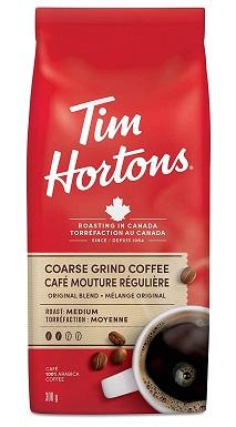 Tim Hortons Coarse Grind Original Blend