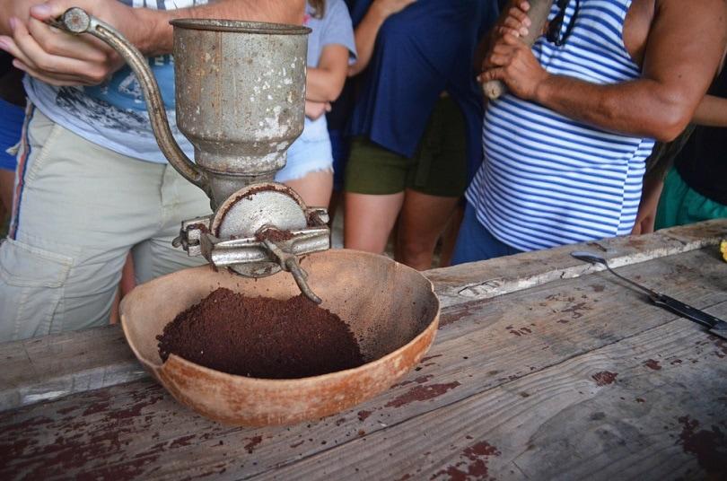 Traditional coffee in the Dominican Republic_Helen Tachkina_shutterstock