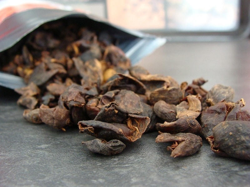 cascara cherry coffee