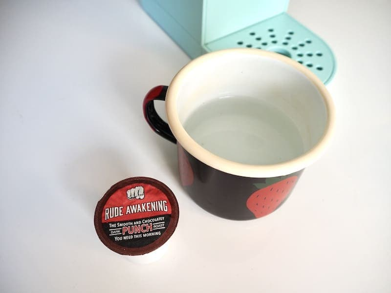 espresso K-cups for Keurig