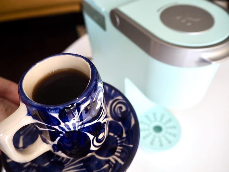 espresso with a Keurig Mini