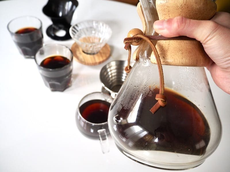 how to make pour over coffee guide