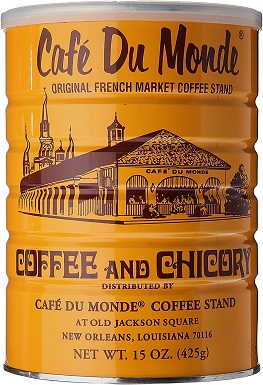 1Cafe Du Monde Coffee Chicory
