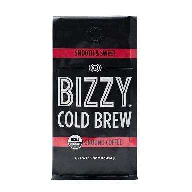 2Bizzy Organic Cold Brew Coffee