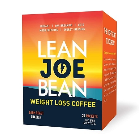 3Lean Joe Bean Instant Keto Coffee