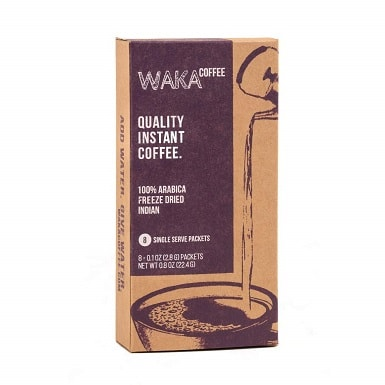3Waka Coffee Quality Instant Coffee