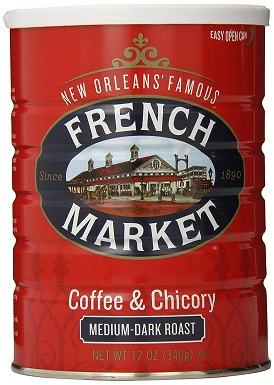 4French Market Coffee, Coffee and Chicory
