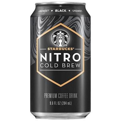 4Starbucks Nitro Cold Brew