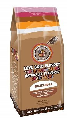 5Crazy Cups Flavored Ground Coffee