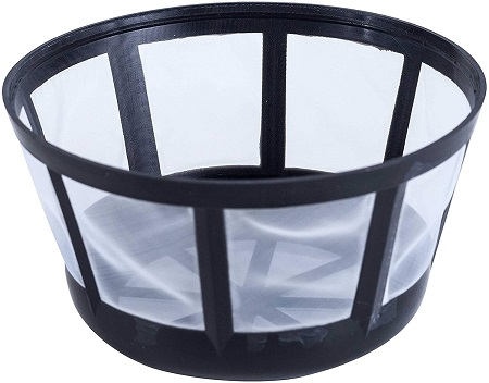 8Fill & Brew Reusable Coffee Filter Basket for Most Mr. Coffee