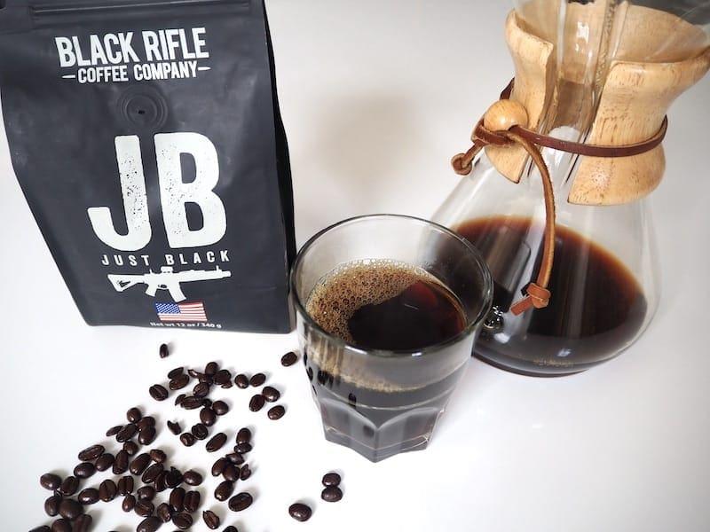 Black Rifle Coffee review