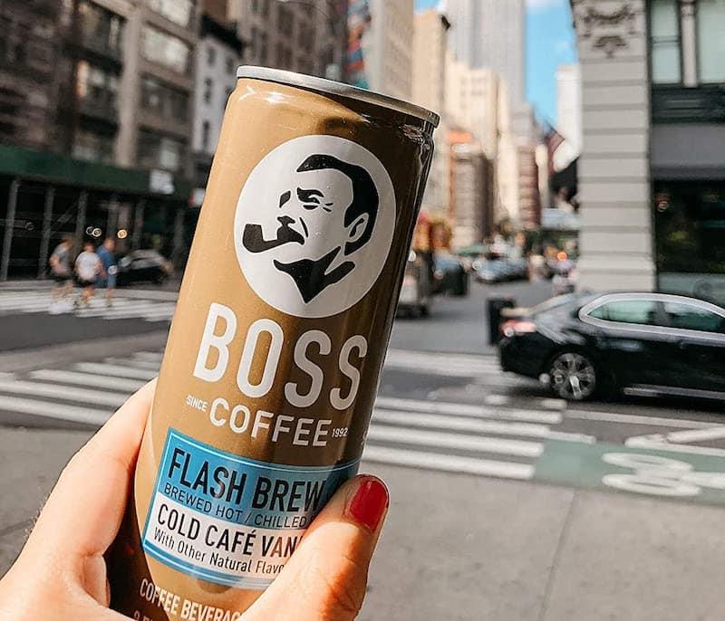 Boss Coffee Suntory