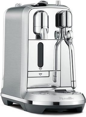 Breville-Nespresso USA BNE800BSSUSC Nespresso Creatista