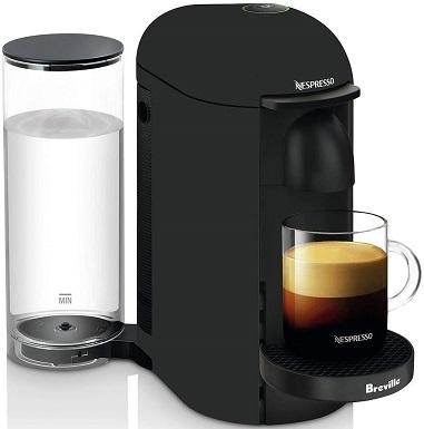 Breville-Nespresso USA BNV425MTB1BUC1 VertuoPlus