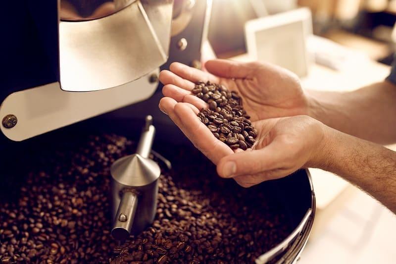 Coffee Roaster_shutterstock_mavo