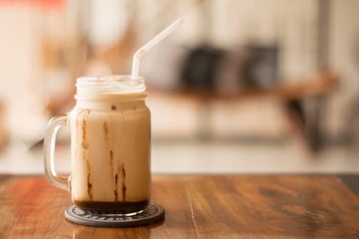 اسموتی های قهوه