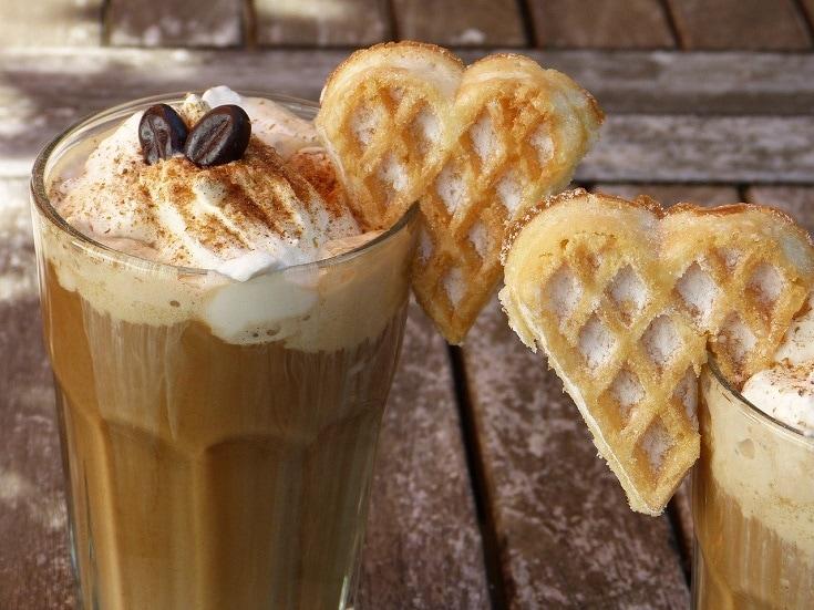German Ice Cream Coffee
