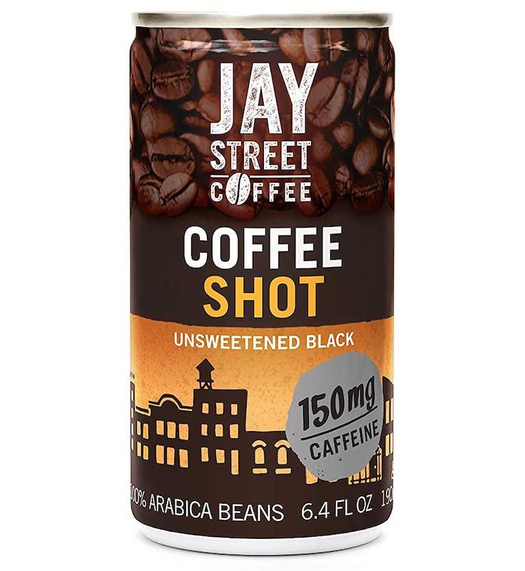 Jay Street coffee shot
