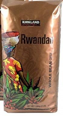Kirkland Signature Rwanda Whole Bean Coffee