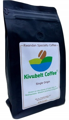 Kivubelt Coffee Ground Rwandan Specialty Coffee