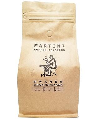 Martini Medium Roast Rwanda Abakundakawa