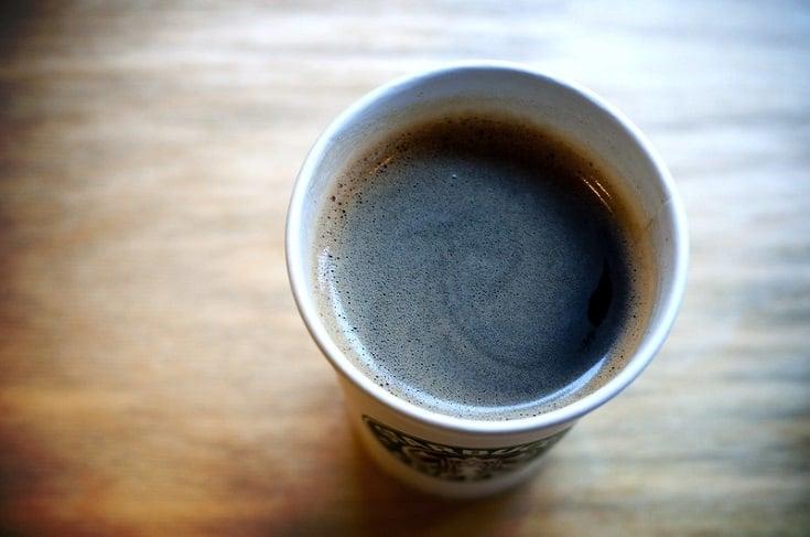 Starbucks Caffé Americano