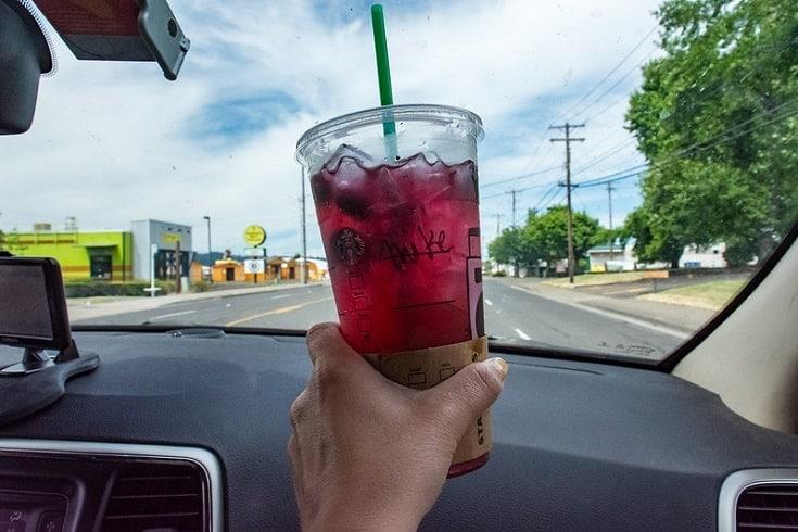 Very Berry Hibiscus Starbucks Refresher