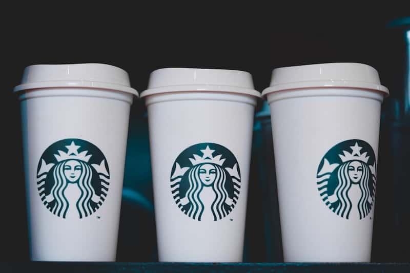 Starbucks caffeine