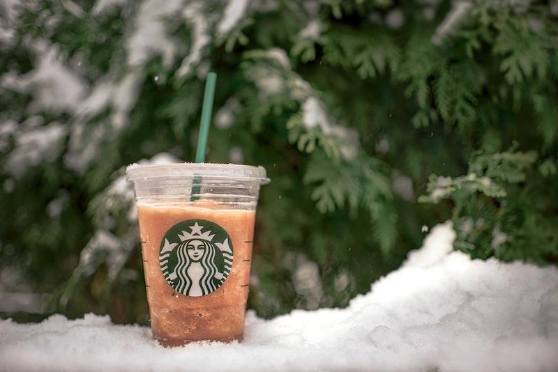 caffeine in Starbucks drinks