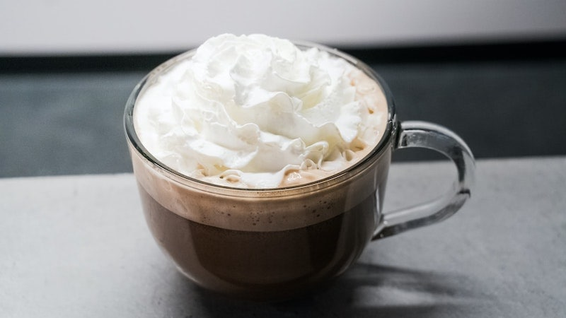 coffee con panna recipe