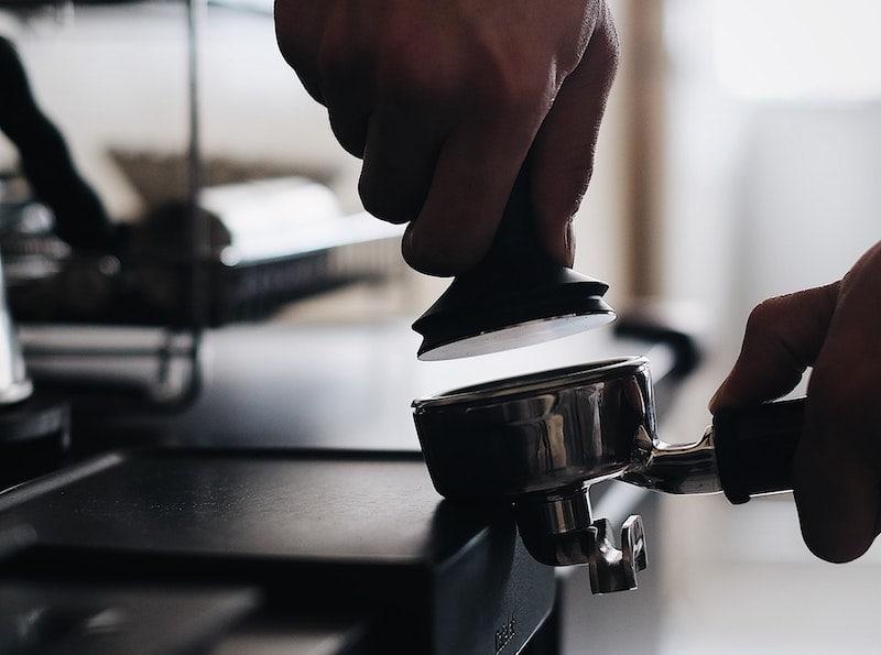 second espresso tamp