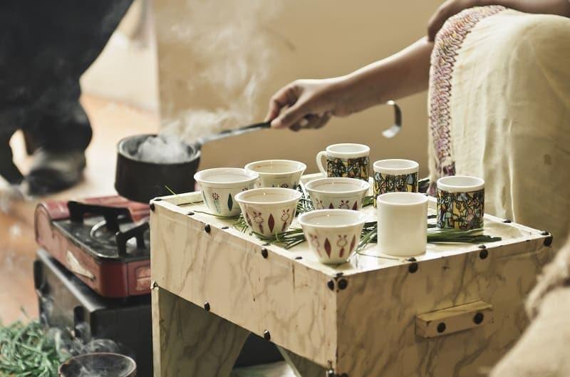 Ethiopian Coffee Ceremony_shutterstock_Cameron Whitman