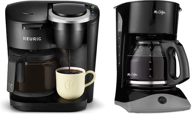 Keurig vs Mr. Coffee