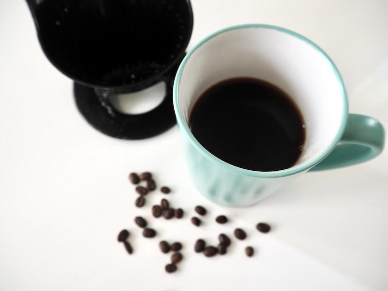 Melitta brewed coffee