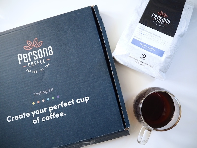 Persona coffee review