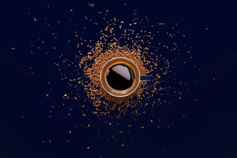 طرز تهیه قهوه فوری
