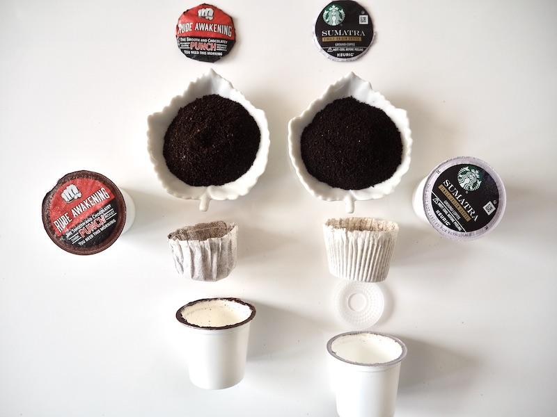 inside K-Cups