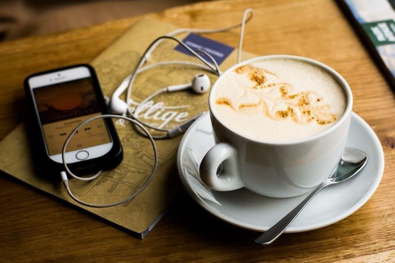 best coffee songs