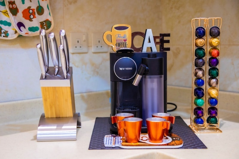 nespresso machine cleaning