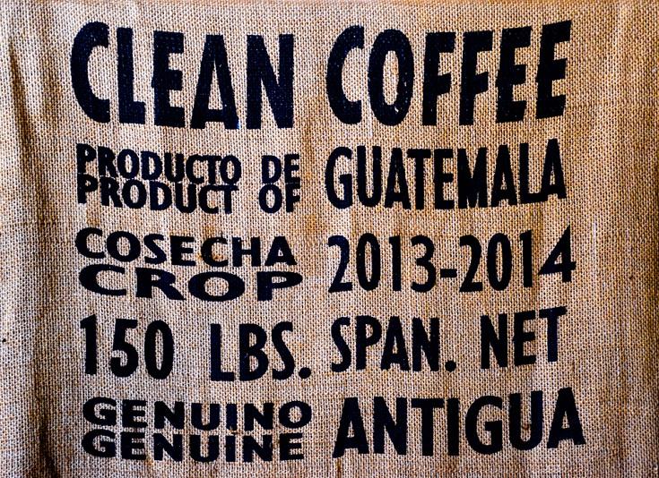 Guatemala Antigua Coffee_shutterstock_Oliver Colthart