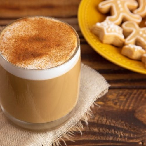 gingerbread latte recipe cookies