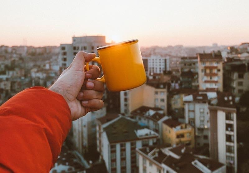 good morning coffee gifs