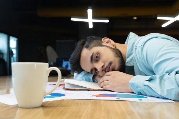 خواب آلود بعد از قهوه