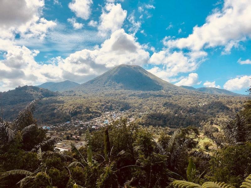 sulawesi landscape indonesia