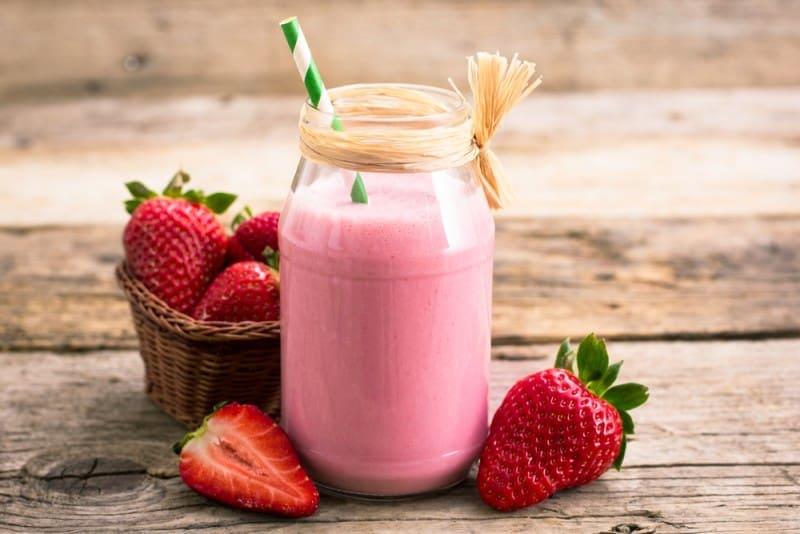 homemade starbucks pink drink