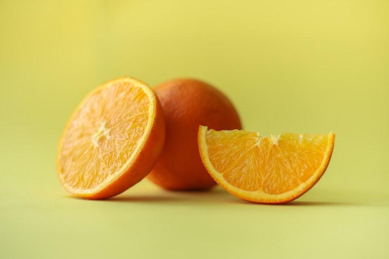 پرتقال خلال شده