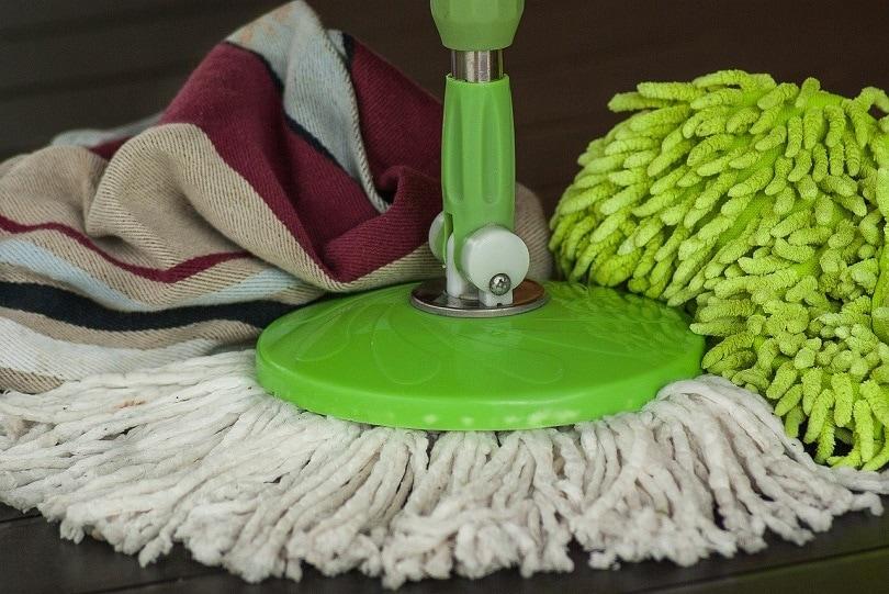 تمیز کردن جارو پیکسابای