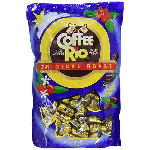 قهوه ریو آب نبات های لذیذ پخت اصلی