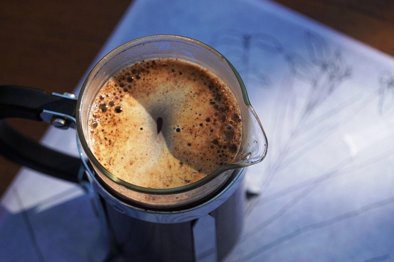 قهوه پرس فرانسوی